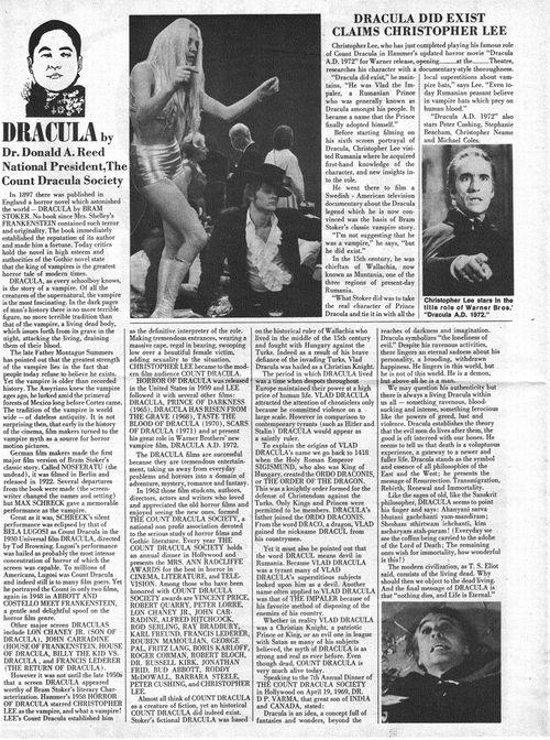 dracula 1972 AD herald