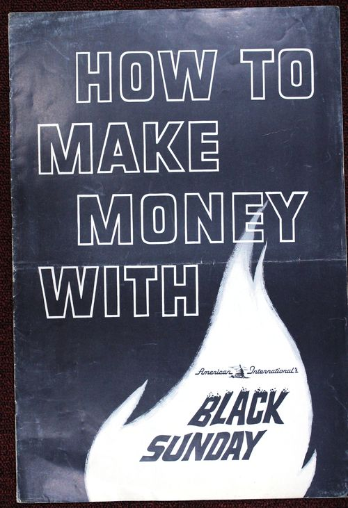 Black sunday pressbook 1