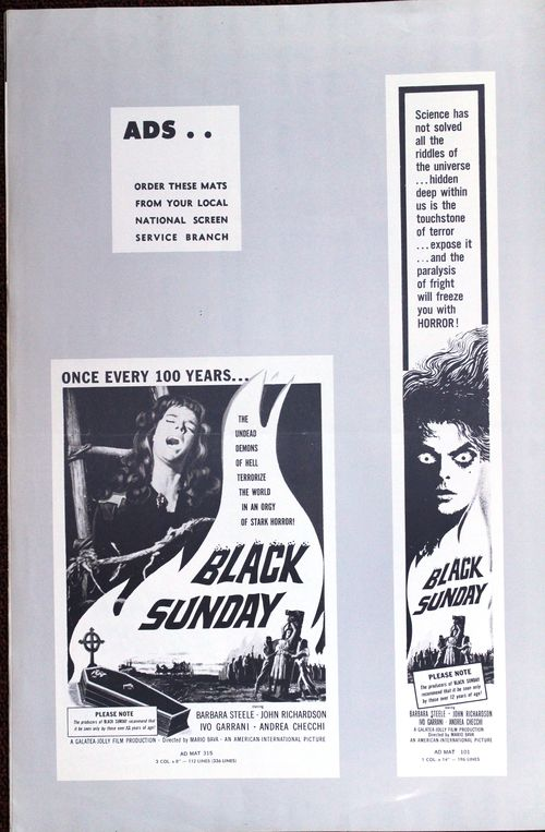Black sunday 8