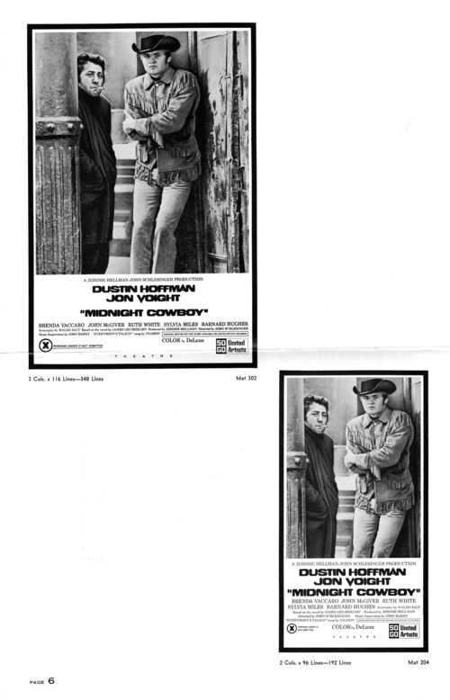 Midnight cowboy pressbook 6