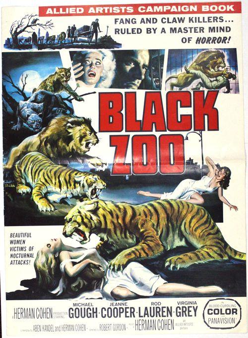 Black zoo pressbook 1