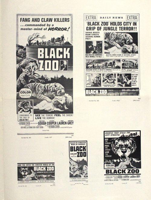 Black zoo pressbook 5