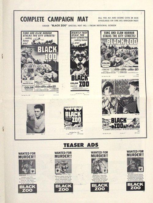 Black zoo pressbook 9