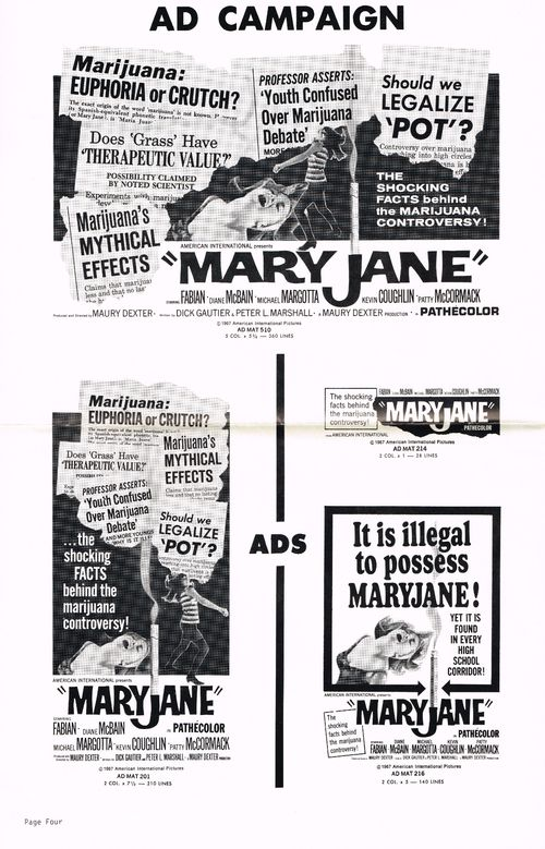 Pressbook maryjane