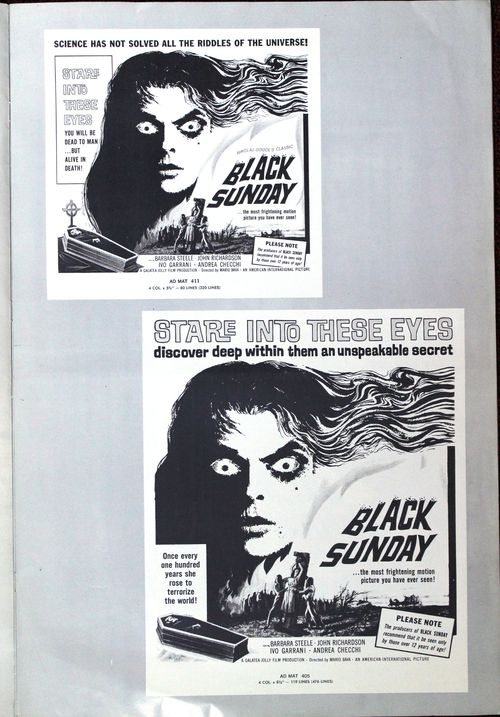 Black sunday 7
