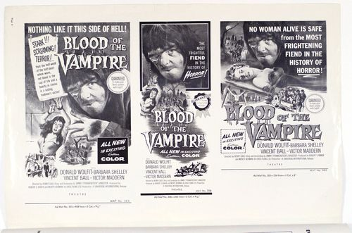 Blood of the vampire 6