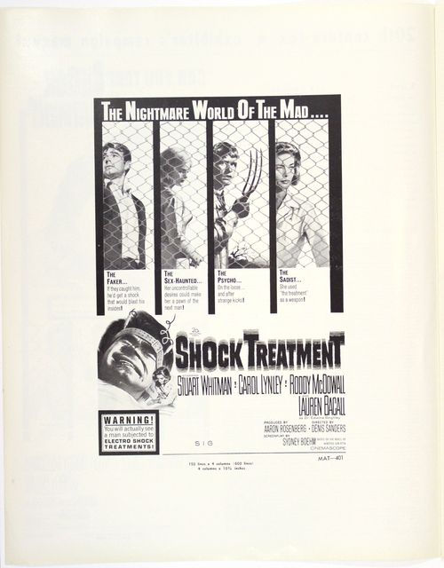Shock treatment pressbook 4