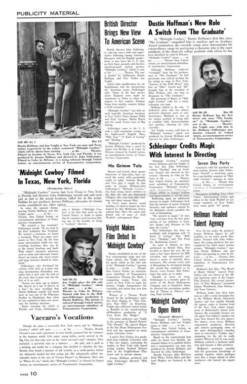 Midnight cowboy pressbook 10