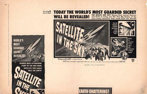Satellite in sky pressbook 3b