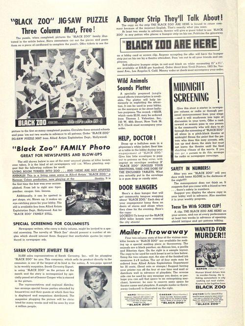 Black zoo pressbook 6