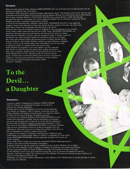 To the devil pressbook 2
