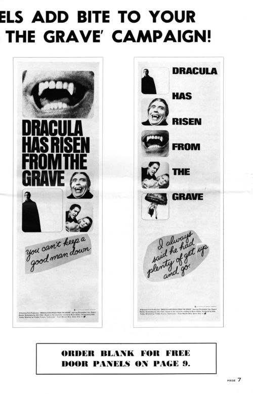 Dracula has risen pressbook 7