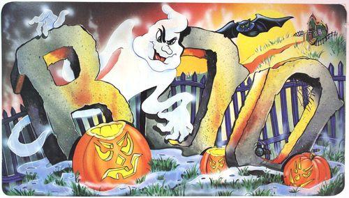 halloween pumpkin patch decoration