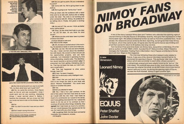 All About Star Trek Fan Clubs Issue 6, December 1977 (From