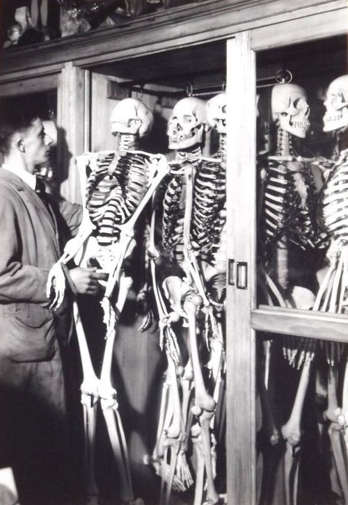 Closet-skeletons