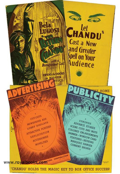 Return of chandu pressbook