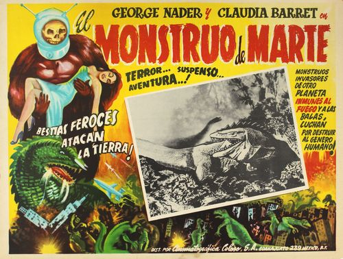 robot monster lobby card