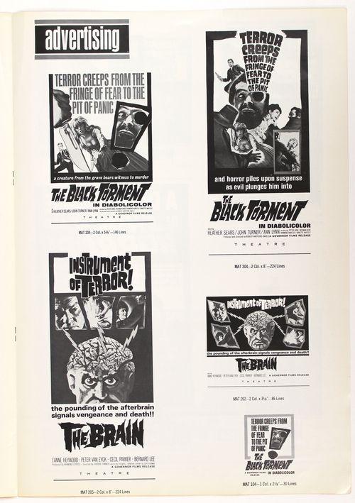 Black torment pressbook 5