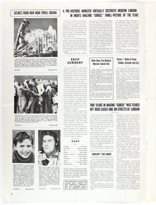 Gorgo pressbook 2