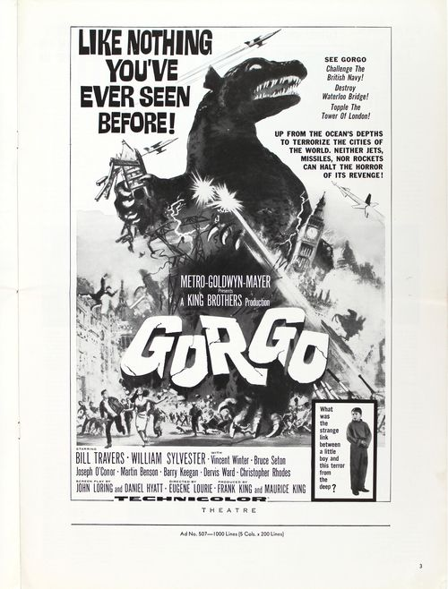 Gorgo pressbook 3