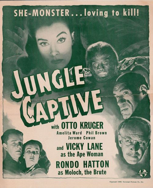 Jungle captive pb01