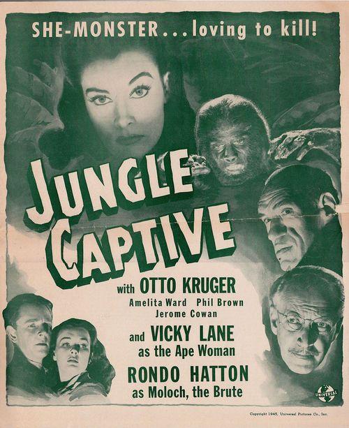 Jungle captive pb01