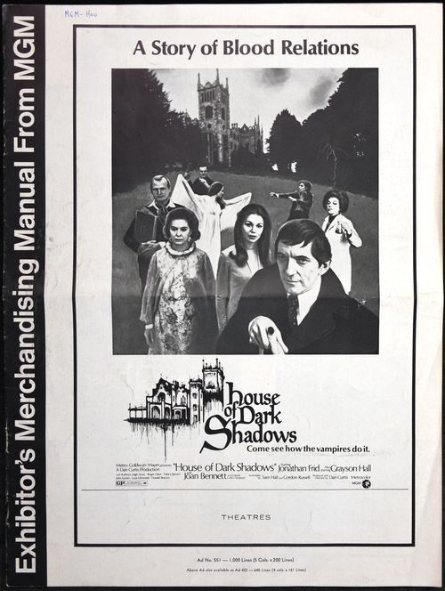 House dark shadows pressbook 1