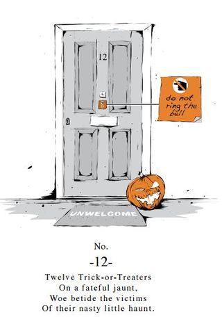 At deaths door page
