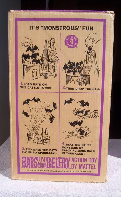 Bats belfry game 3