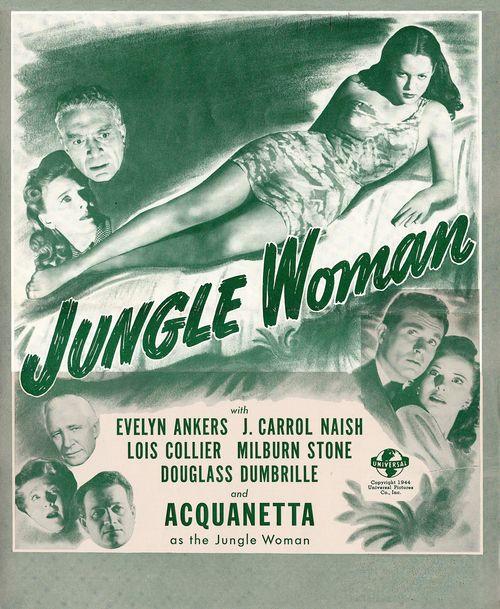 Jungle woman1
