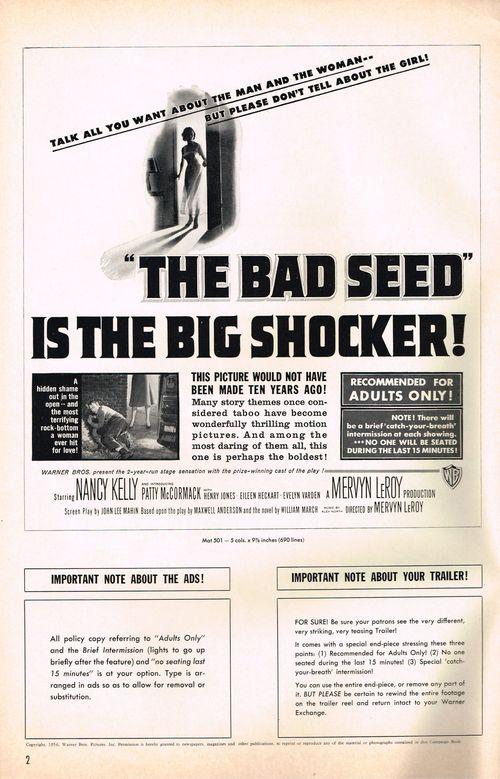 Bad seed pressbook_0002