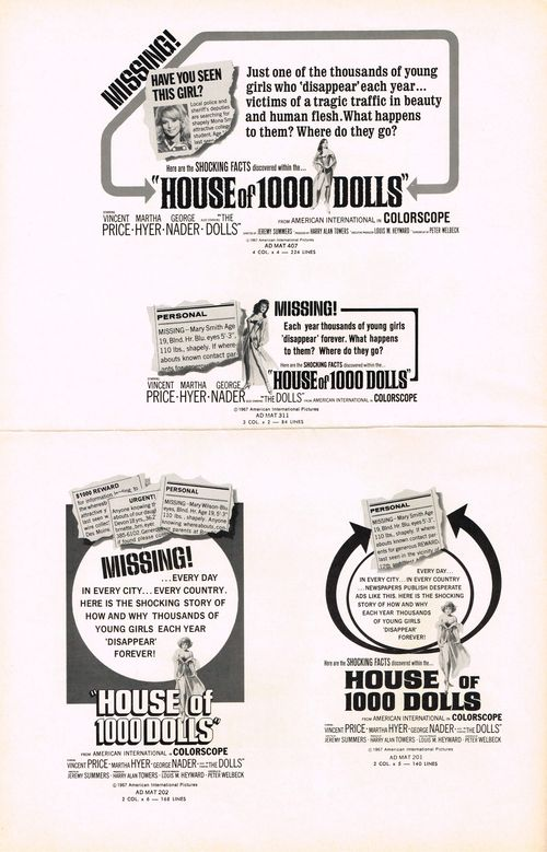 House of 1000 dolls pressbook_0006
