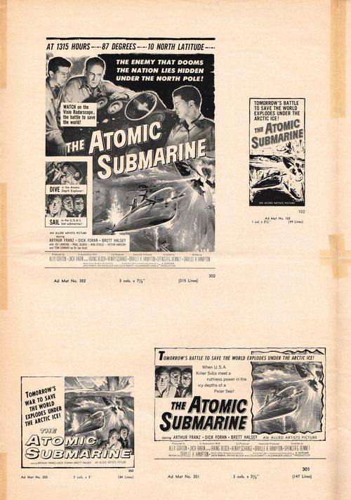 Atomic submarine pressbook_0005