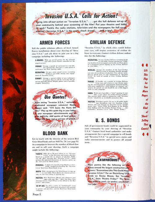 Invasion usa pressbook 2