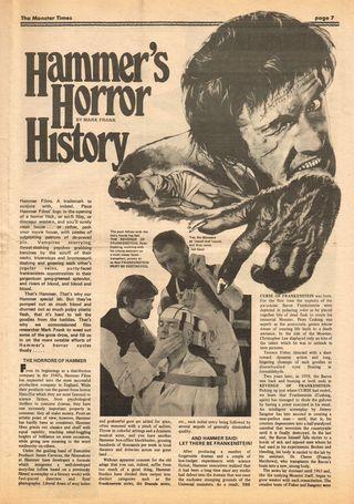 Hammer history