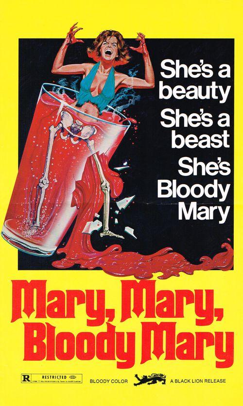 Mary bloody mary pressbook