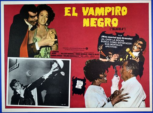 Blackula mexican lobby card 2