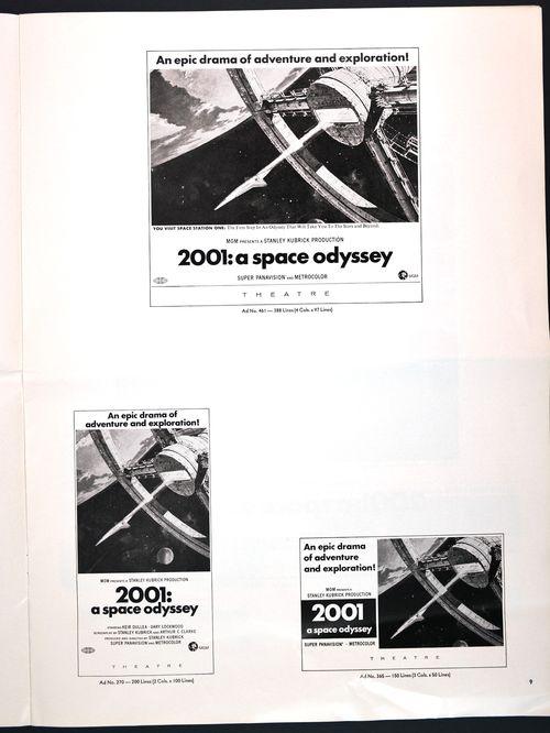 2001 space odyssey pressbook 09