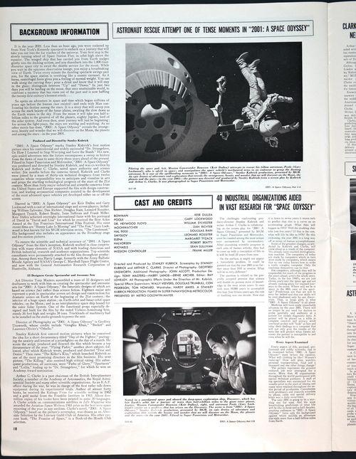 2001 space odyssey pressbook 18