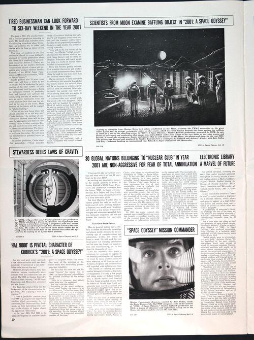 2001 space odyssey pressbook 20