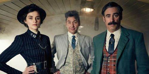 Houdini-doyle-fox