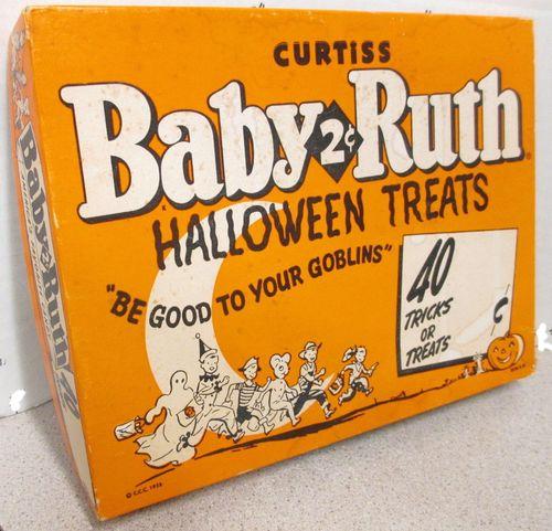 Baby ruth halloween candy box 2 -1