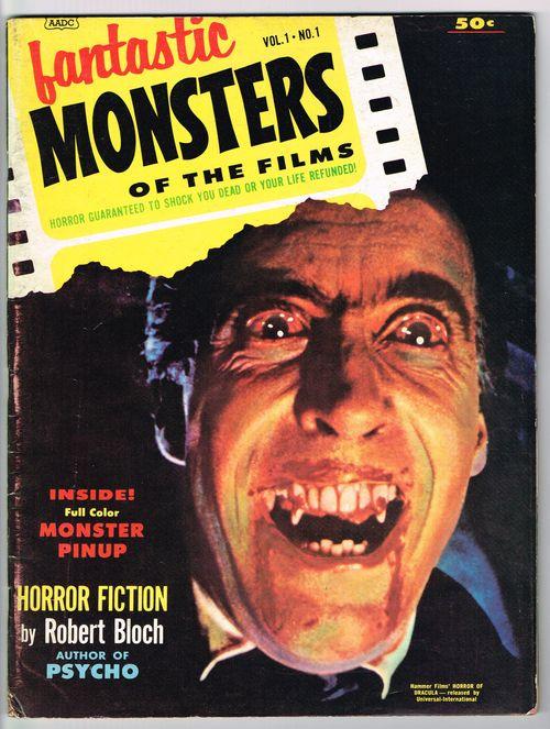 Fantastic monsters 1