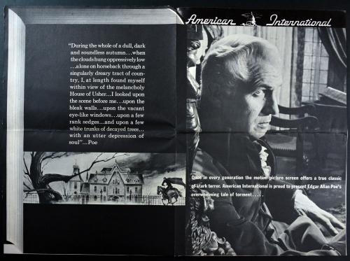 House of usher pressbook 01