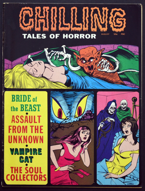 Chilling Tales of Horror v2-4 01