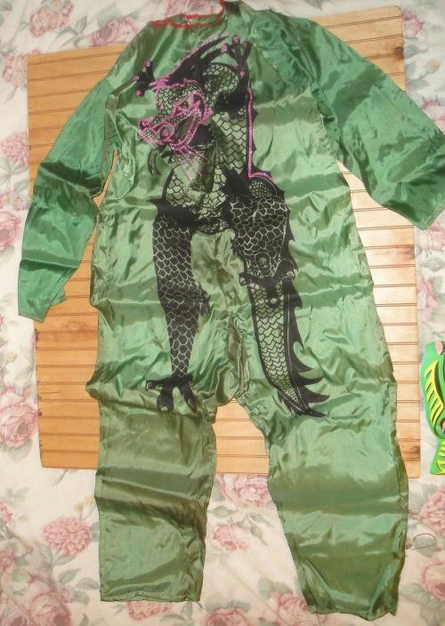 Halco dragon costume 4 patoysnsuch