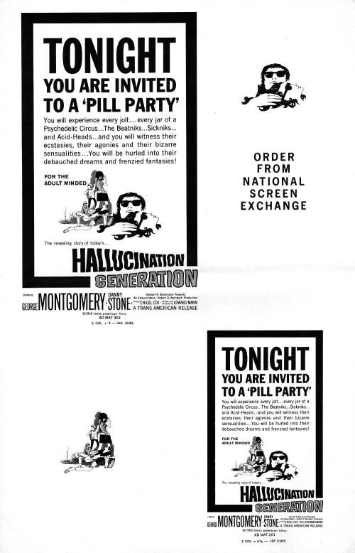 Hallucination generation  pressbook