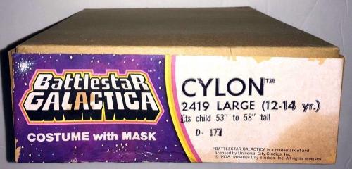 Battlestar galactica cylon costume thetoytimemachine 5