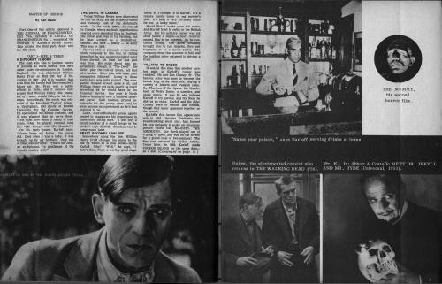 Castle of Frankenstein Issue 3