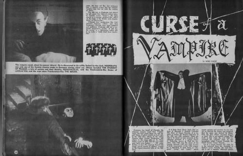 Castle of Frankenstein Issue 4